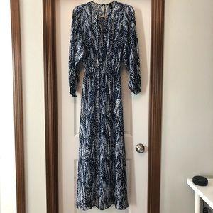 Long shear dress